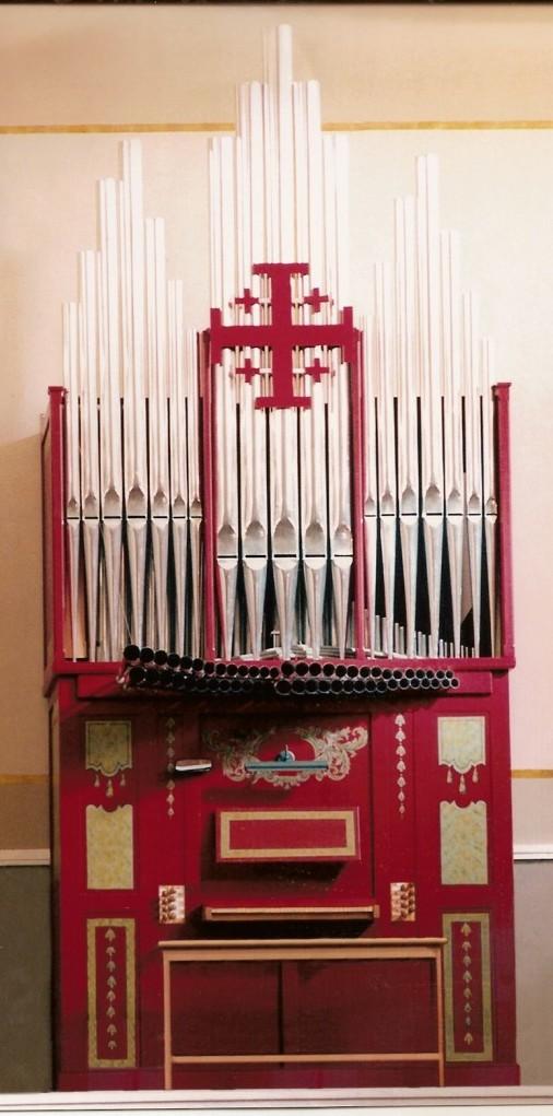 orgue del Sant Sepulcre